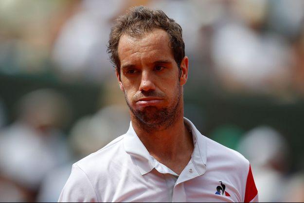 Richard Gasquet n'a rien pu faire face à Rafael Nadal.