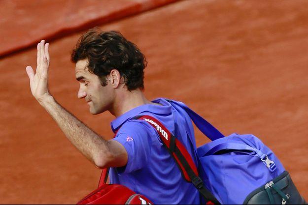 Roger Federer a été battu par Stan Wawrinka.