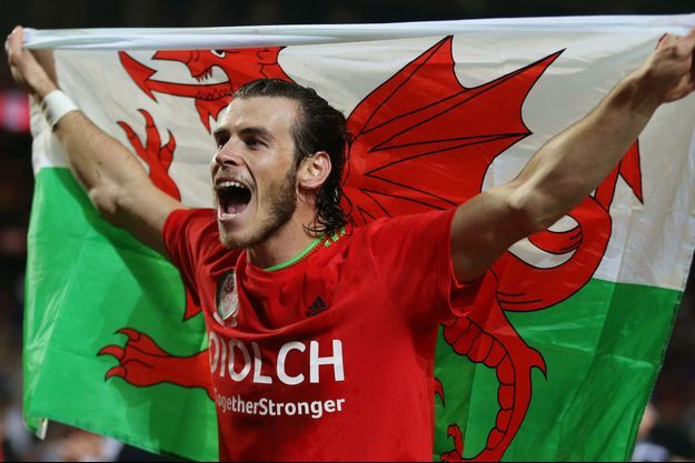 Gareth Bale, la fusée du Pays de Galles.
