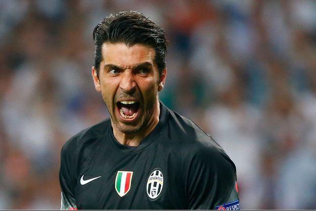 Gianluigi Buffon, le gardien de la Squadra Azzura.