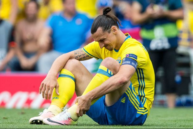 Zlatan Ibrahimovic a subi un marquage intraitable de la part des joueurs italiens