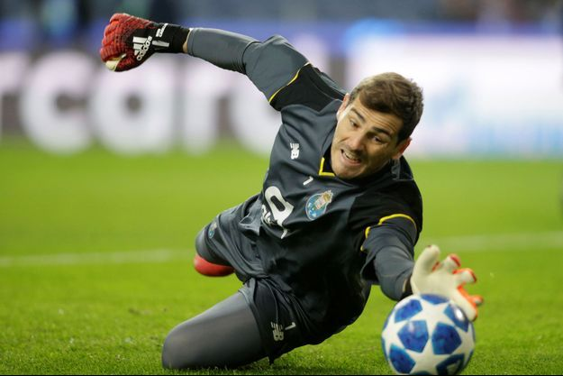 Iker Casillas (photo d'illustration)