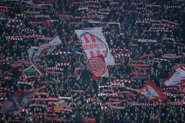 Les supporters de Belgrade. Image d'illustration.