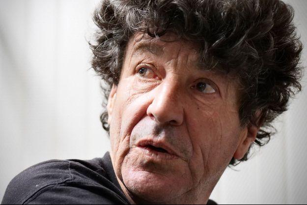 Le skippeur Jean Le Cam, 61 ans.