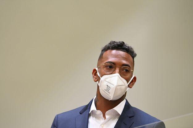 Jérôme Boateng le 9 septembre 2021.