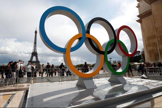 Paris 2024. Image d'illustration.
