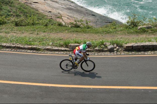 Le cycliste iranien Bahman Golbarnezhad est décédé samedi.