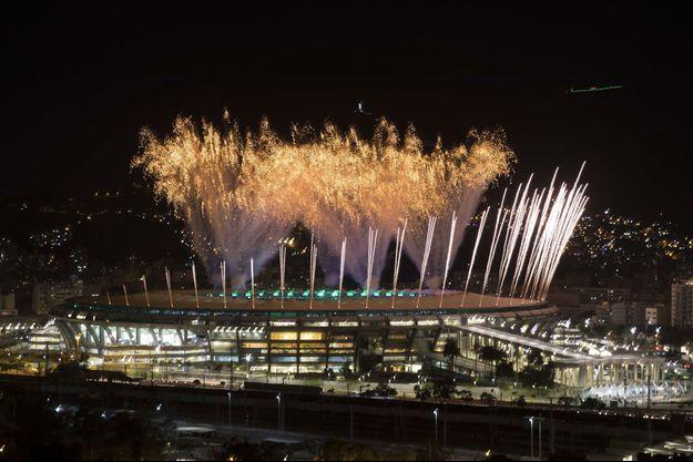 Des billets pour la cérémonie d'ouverture ont été revendus à prix d'or