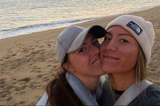 Amanda Chidester et sa fiancée Anissa Urtez