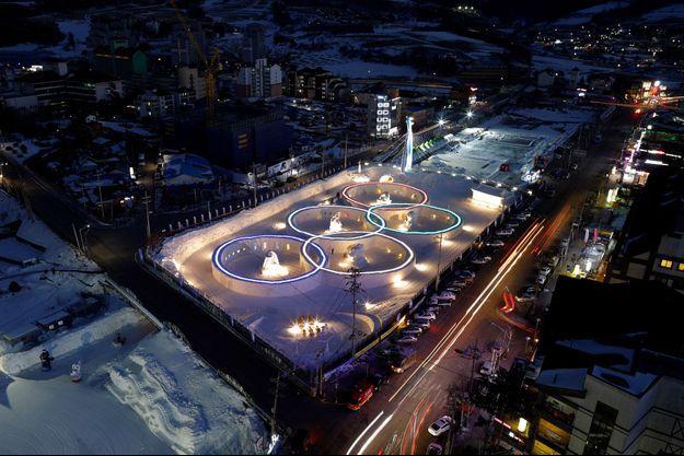 Les JO d'hiver auront lieu en février prochain.