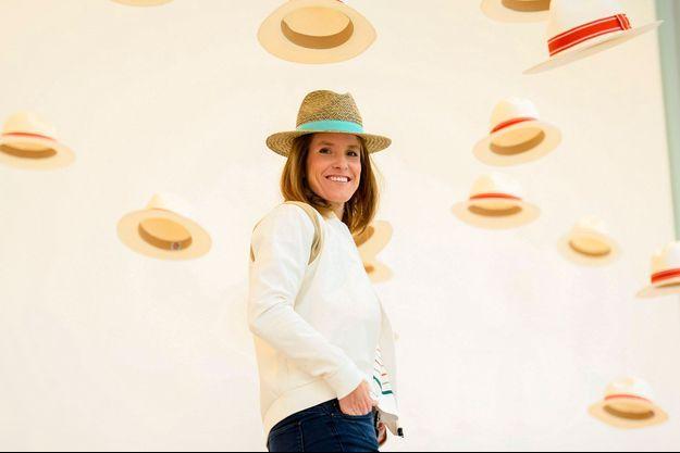 Justine Henin est consultante pour France Télévision.
