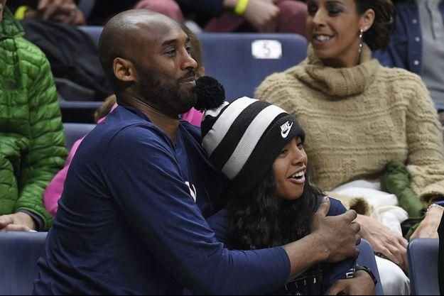 Kobe Bryant et sa fille Gianna ont été inhumés dans l'intimité le 7 février.