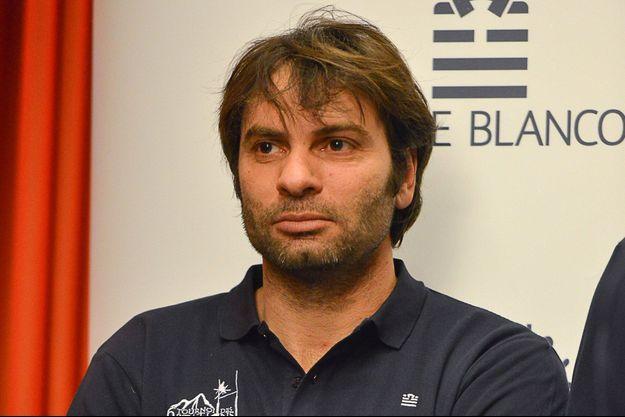 Christophe Dominici, ici en janvier 2015.