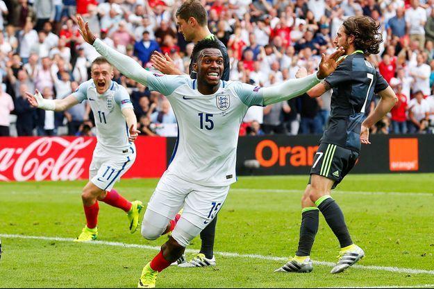 Daniel Sturridge a inscrit le but de la victoire anglaise