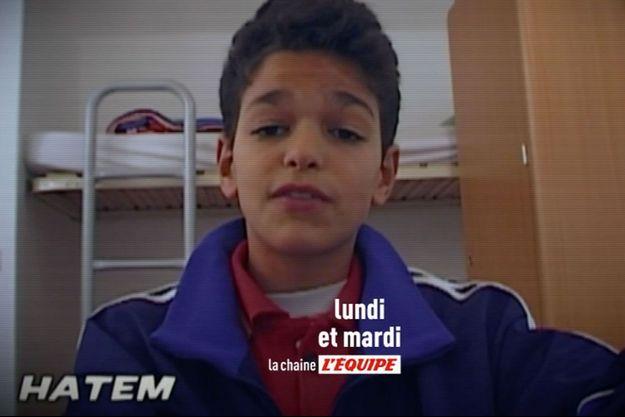 """Hatem Ben Arfa dans """"A la Clairefontaine"""""""