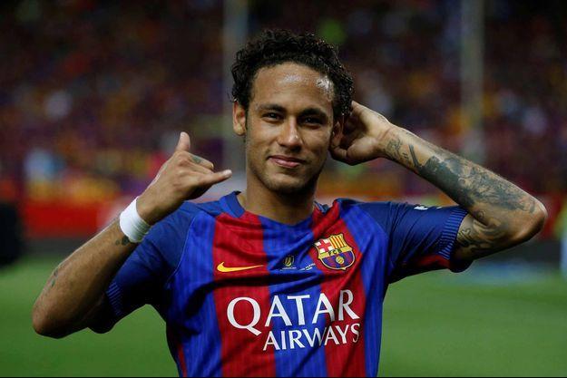 Neymar ne portera peut-être plus le maillot du FC Barcelone.