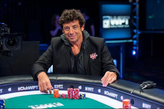 Patrick Bruel a remporté une épreuve du championnat du monde de Las Vegas en mai 1998.