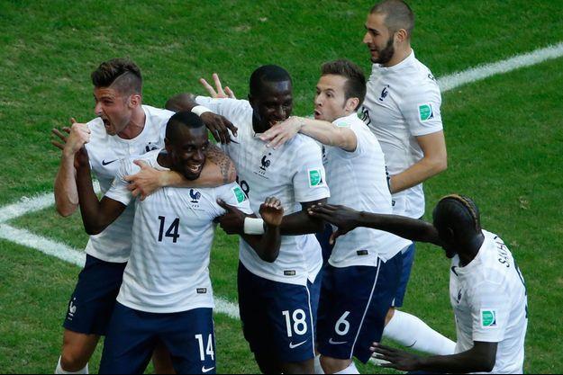 Le match France-Suisse, le 20 juin.