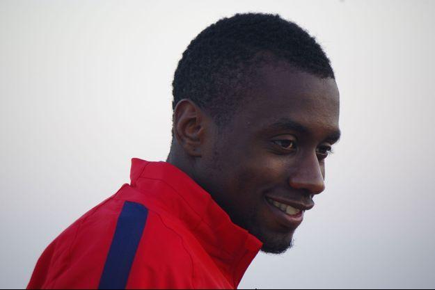 Blaise Matuidi a rencontré le héros du Stade de France