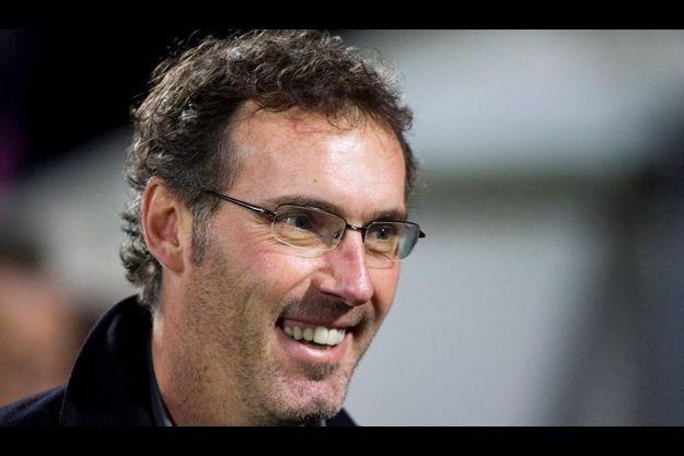 Le sourire de Laurent Blanc pourrait bien quitter le banc de l'équipe de France.