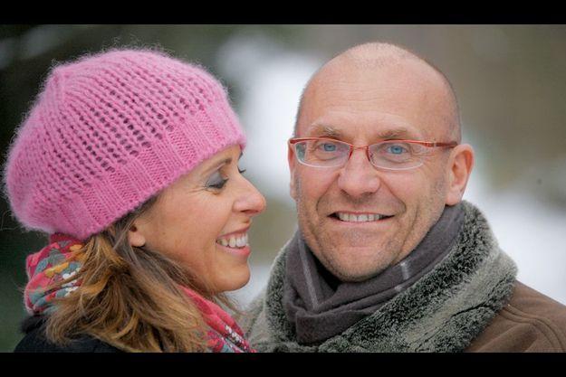 Le 9 janvier 2010, Laurent s'était confié à nos reporters. Il était affaibli, mais pour faire plaisir à Valérie sa femme, malgré le froid, il nous avait entraînés dans le bois de Vincennes, proche de leur domicile.