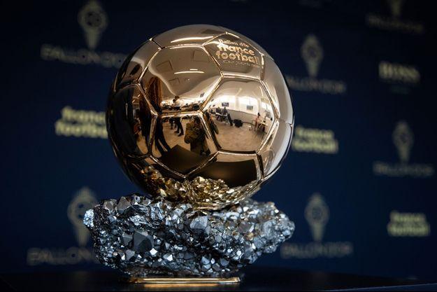 Le Ballon d'Or ne sera pas remis cette année.