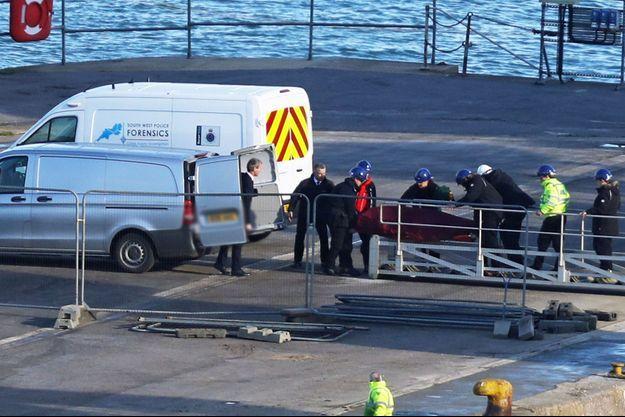 Le corps récupéré dans l'épave de l'avion est celui d'Emiliano Sala.