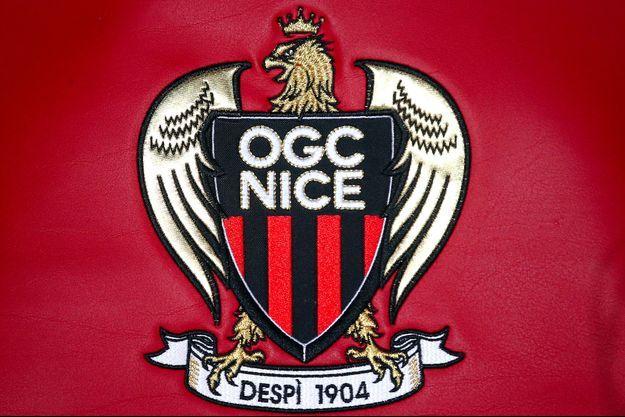 Le logo de l'OGC Nice.
