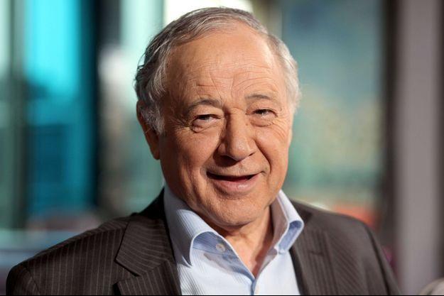 Eugène Saccomano en 2009.