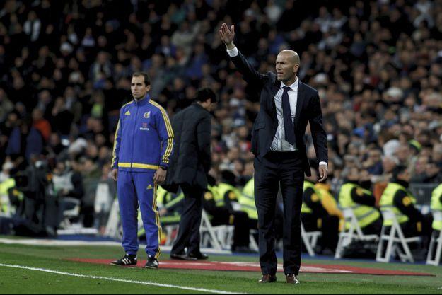 Samedi 9 janvier, le premier match de Zidane a été l'événement sportif du mois