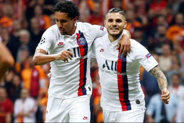 Le PSG l'a emporté mardi en Turquie.