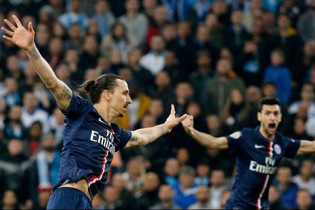 Même en marchant, Zlatan Ibrahimovic a pesé sur la rencontre.