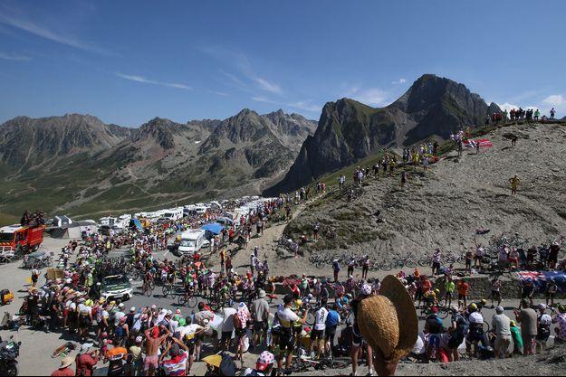 Les coureurs affronteront les pentes redoutables du Tourmalet.