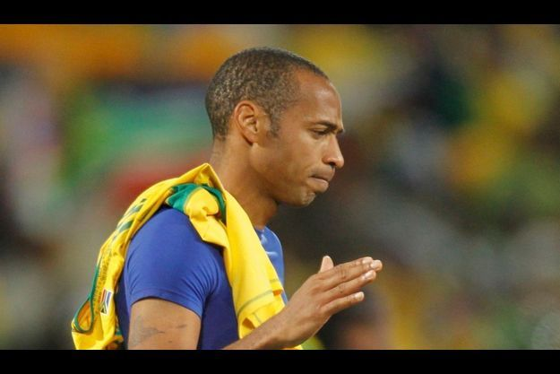Thierry Henry s'est senti exclu.