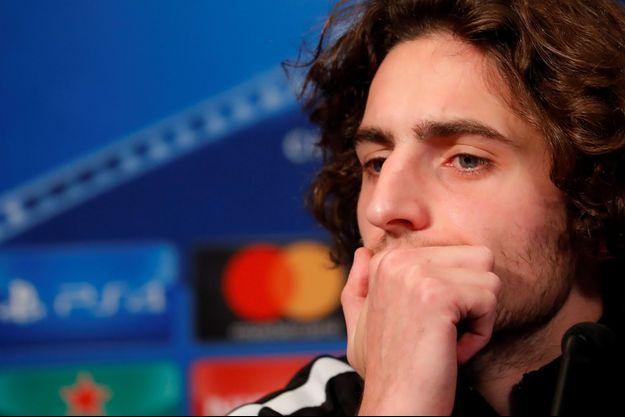 Adrien Rabiot a refusé son rôle de suppléant chez les Bleus.