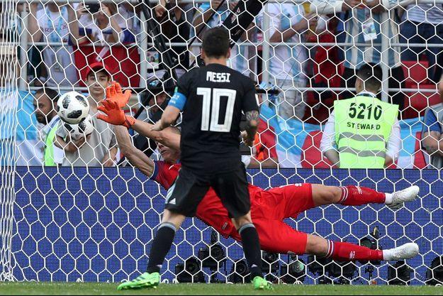 Le penalty manqué de Lionel Messi a été très discuté sur les réseaux sociaux.
