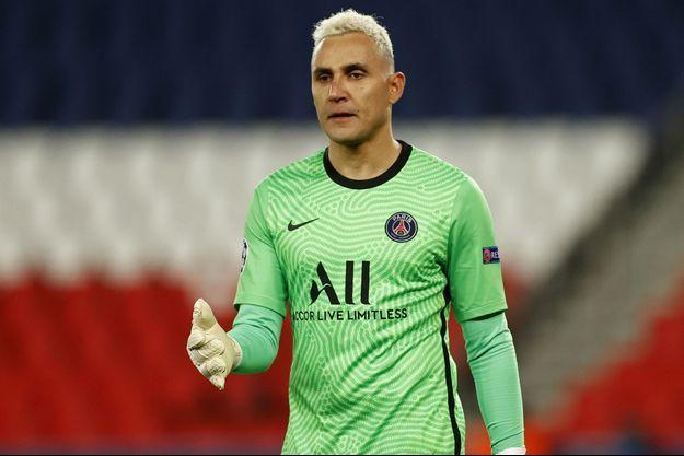 Le Costaricien Keylor Navas a préservé la qualification parisienne dans les dernières minutes.