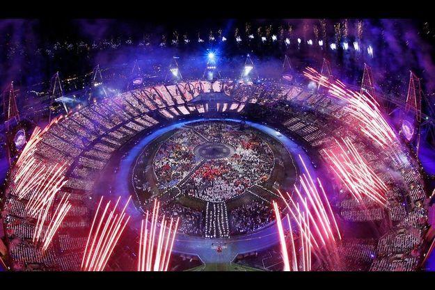 La cérémonie d'ouverture de Danny Boyle a tenu toutes ses promesses.