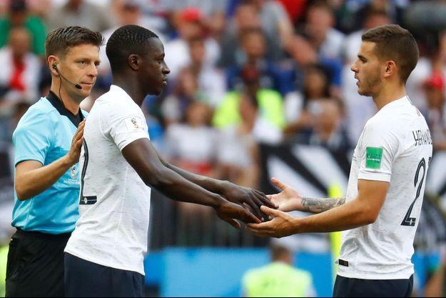 Benjamin Mendy est out mais Lucas Hernadez sera apte face à l'Argentine.