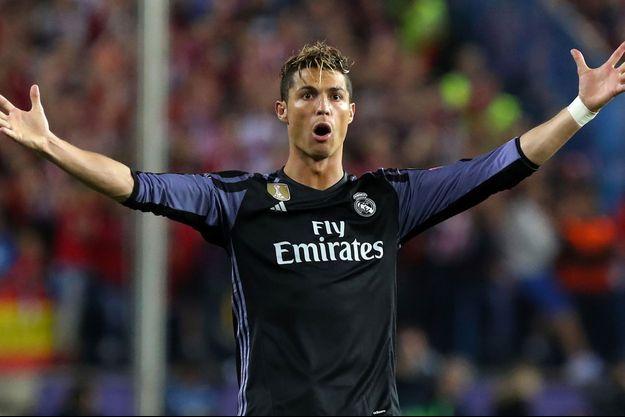 Cristiano Ronaldo le 10 mai dernier