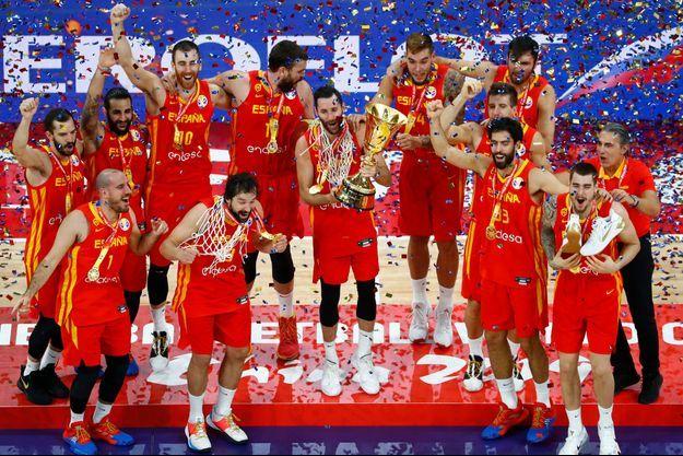 L'Espagne s'est imposée en finale face à l'Argentine (95-75).