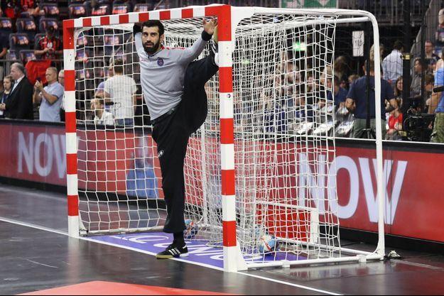 Le gardien espagnol Rodrigo Corrales