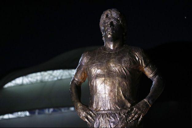 Une statue de Diego Maradona dévoilée à Santiago del Estero.