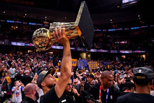 Golden State a remporté la finale 2018 de NBA face à Cleveland