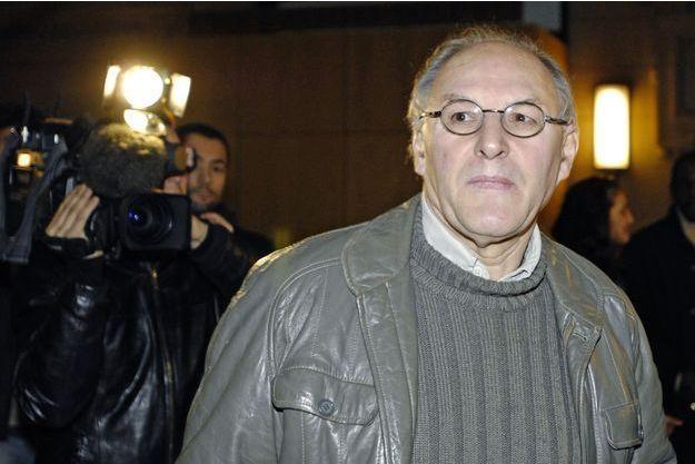 Bernard Sainz le 26 mars 2008.