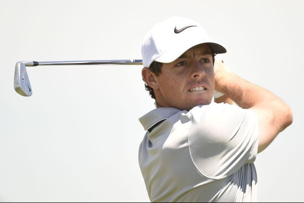 Le golfeur nord-irlandais Rory McIlroy.