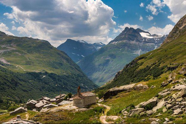 L'Iseran, une montagne et un col mythique.