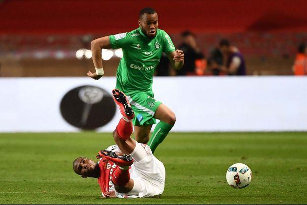 Pierre-Yves Polomat appartient au club de Saint-Etienne.