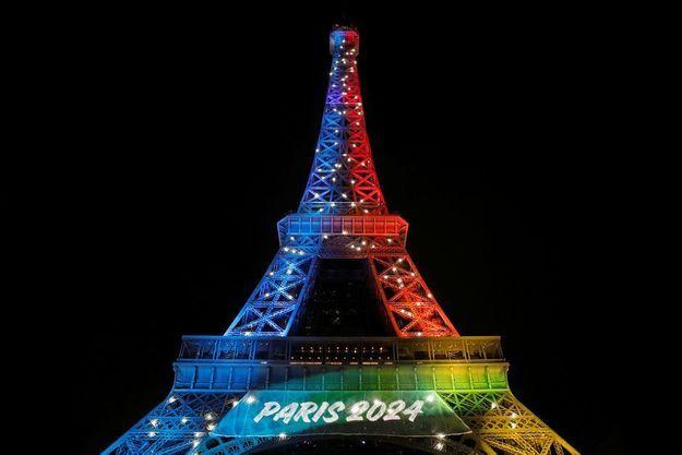 Paris devrait accueillir de nombreux touristes lors des Jeux Olympiques en 2024.