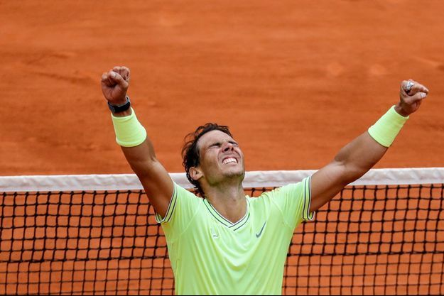 Rafael Nadal, le roi de Roland-Garros. sera bien sûr l'homme à battre.